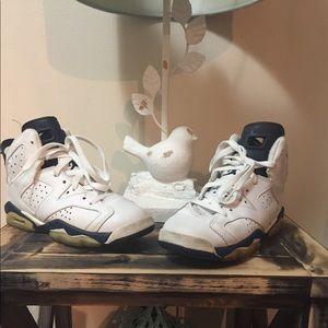 Jordan retro 6's